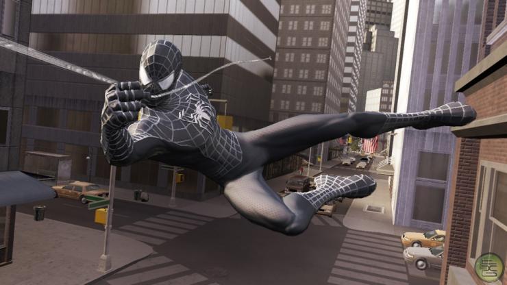 spiderman 3 game pc. Spider-Man 3