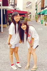 me n my dear sis~