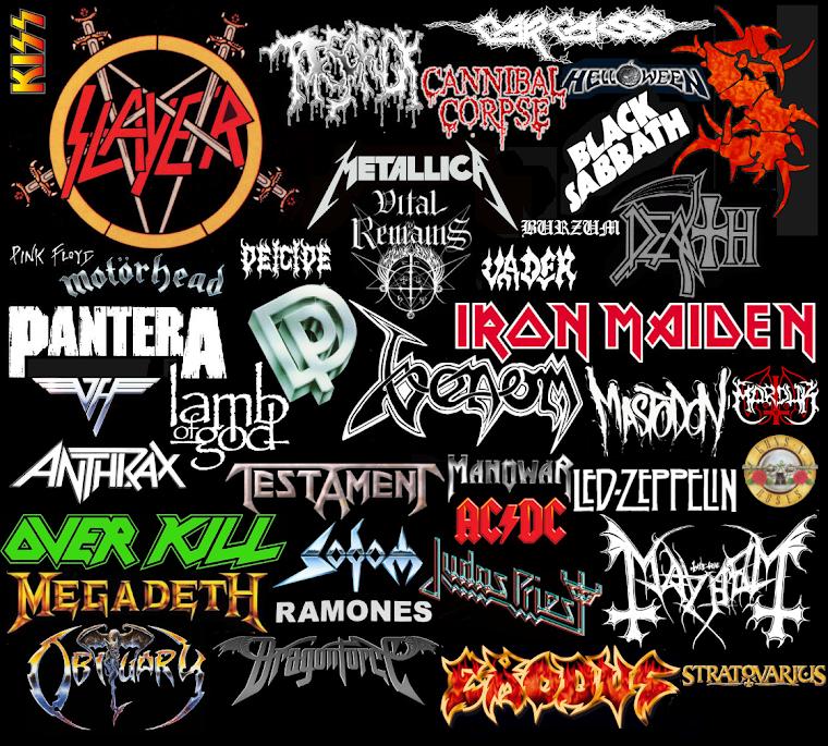heavy metal estrelas do rock