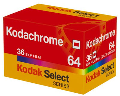 Kodachrome 64 Color Film