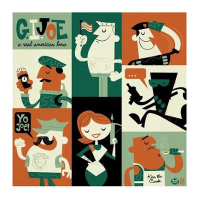 GI Joe characters