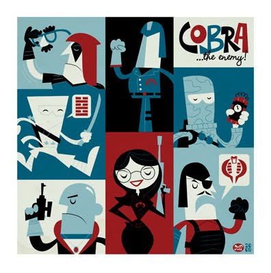 Cobra characters