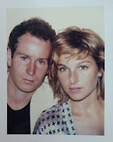 John McEnroe & Tatum O'Neal, 1985