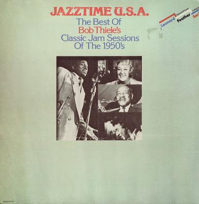 JazzTimeUSA: Best of Bob Thiele's Classic Jazz Sessions (1952-1955)