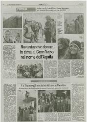 99 ALPINISTE PER L'AQUILA