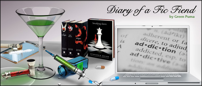 Diary of a Fic Fiend