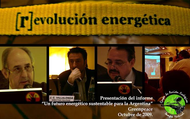 Revolución Energética- Greenpeace