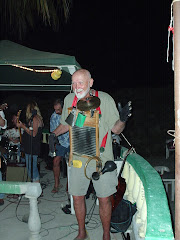 The washboard man!!