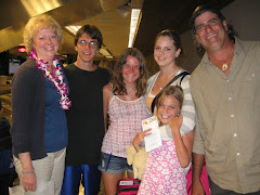 Honolulu Airport! Heather and Rachel