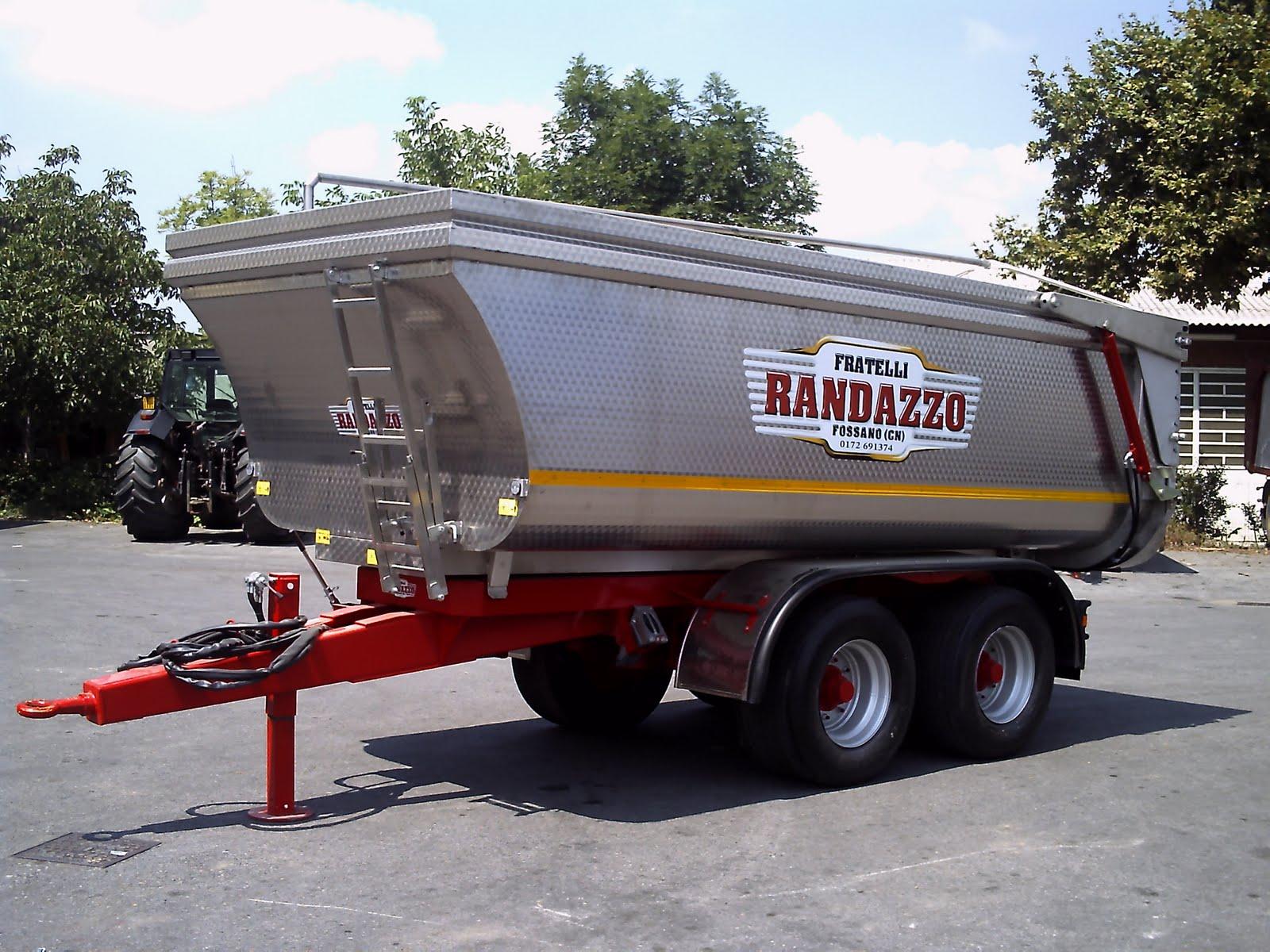 Rimorchi randazzo agosto 2010 for Rimorchi randazzo