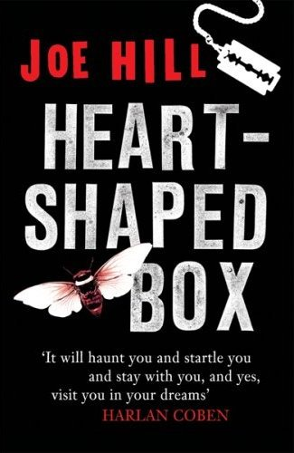 Heart-Shaped Box by Joe Hill (2008, Paperback)