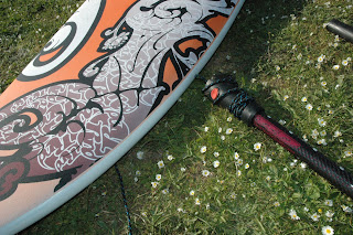 détails de la rrd wave cult 75 au bonifacio windsurf