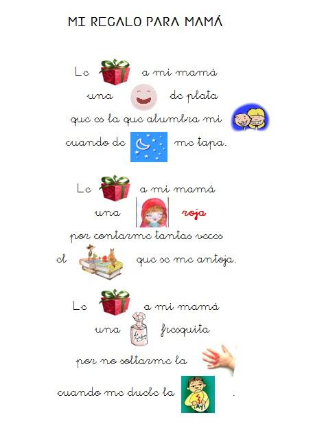 poemas bellos para el dia de la madre