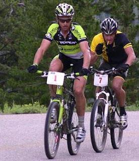 Leadville 100 Mountain Bike Race