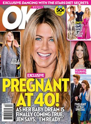 jennifer aniston pregnancy