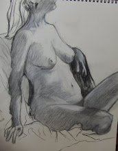 Figure Drawings by Zanelle