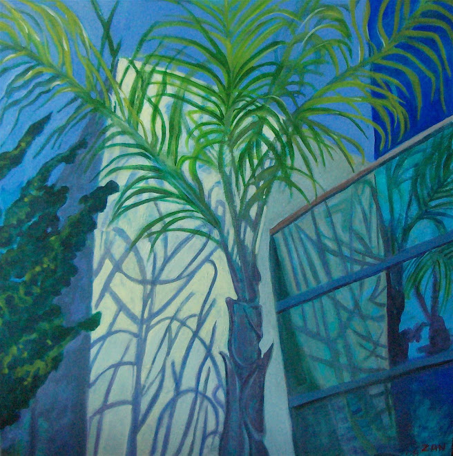 New Palm Tree Painting
