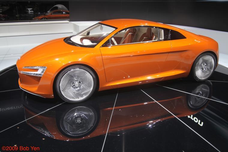 2009 LA Auto Show