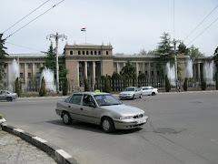 Dushanbe - Tajikistanin pääkaupunki