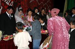 Kirgisialaiset häät Batkenissa