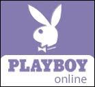 Página oficial da Playboy
