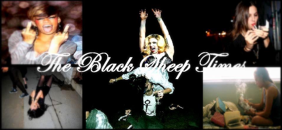 The Black Sheep Times .