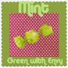Mint Green With Envy
