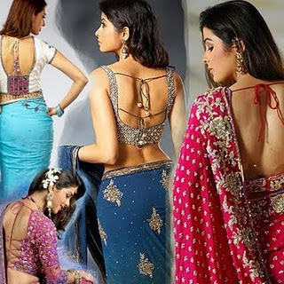 50 Saree Blouse Designs - YouTube
