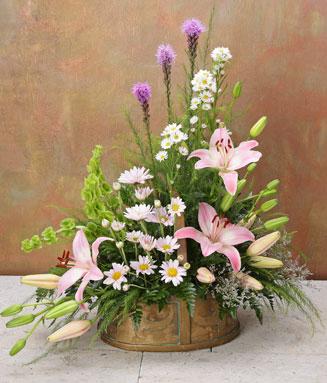 Flores en los 15 Años