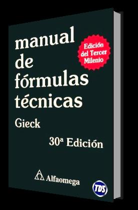 kurt gieck engineering formulas pdf