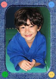 Sorriso 3 - João Gabriel, meu japinha rebelde