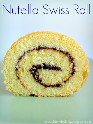 How To Make Swiss Roll Cake Without Oven