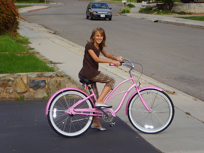 Riding Cruiser Bicycle