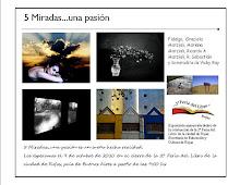 5 MIRADAS UNA PASION