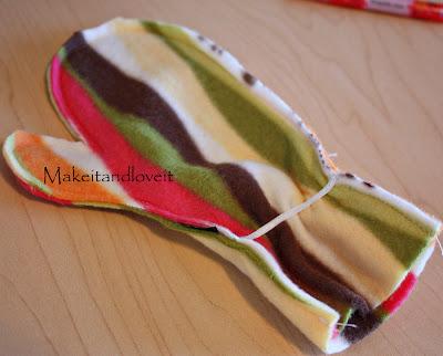 Fleece Fun ♥ Free Sewing Patterns and DIYs