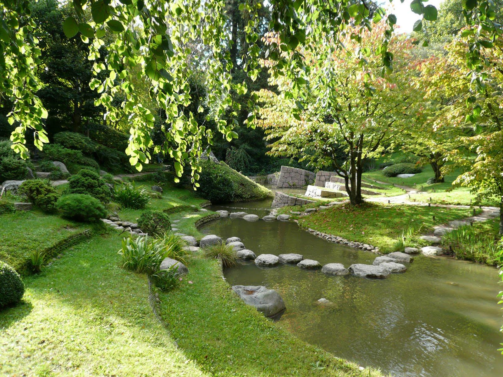 Alice au pays des arts les jardins albert kahn un petit - Les jardins albert kahn ...