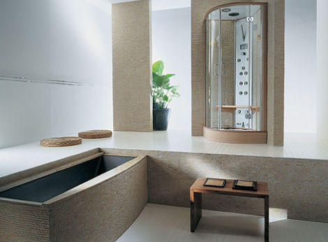 Ideas for unusual bathroom design interior decorating ideas for Quirky bathroom designs