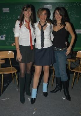 colegialas atrevidas con uniforme 9