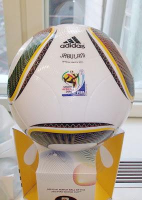 criticas a jabulani el balon de sudafrica 2010