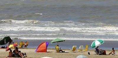 carilo argentina playas