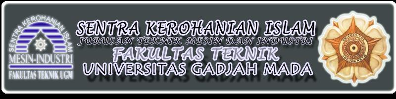 Sentra Kerohanian Islam JTMI FT - UGM