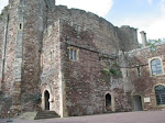 Berkeley Castle, scene of Edward II's imprisonment