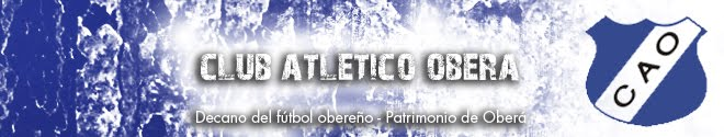 CLUB ATLETICO OBERA
