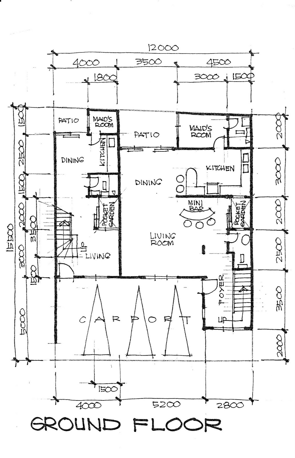 F1 Digital Scrapaholic New House Floor Plan