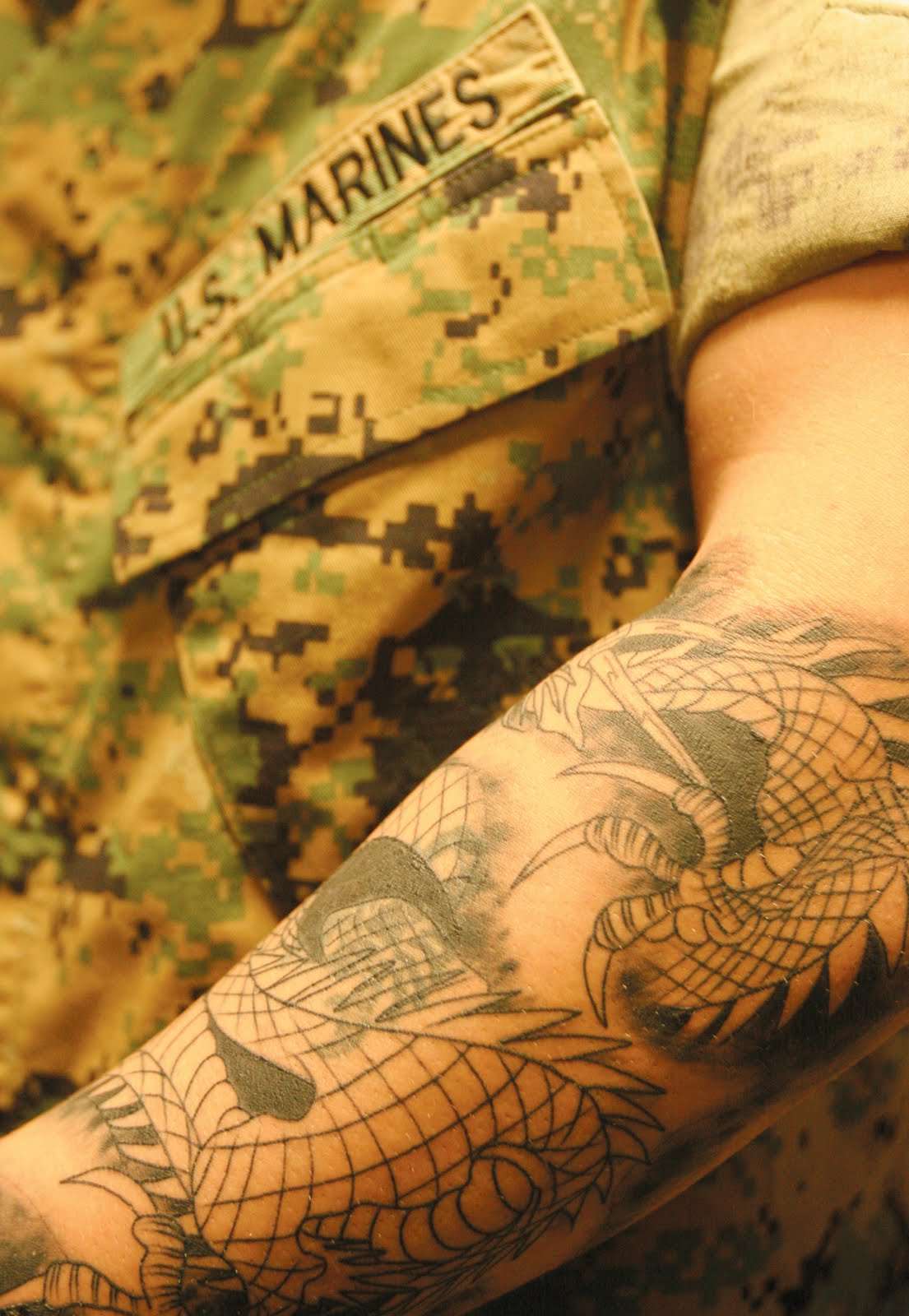 Usmc tattoo policy change 2014
