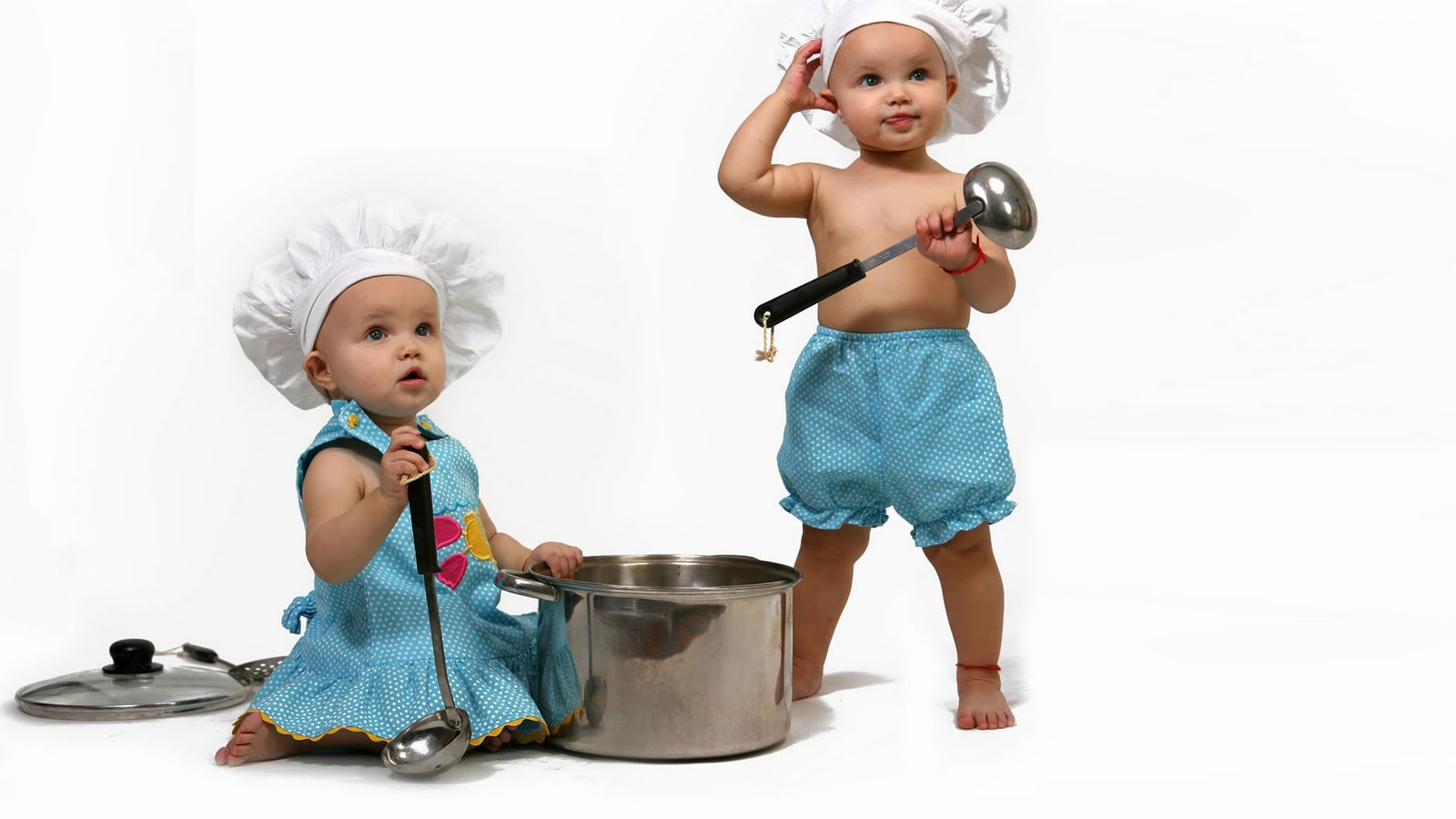 Baby wallpapers baby chef