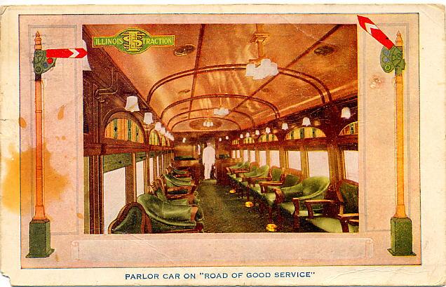 vintage railroad postcards 11 01 10. Black Bedroom Furniture Sets. Home Design Ideas
