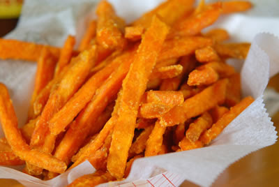 The Recipe Recycler: Sweet Potato Fries