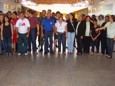 Ação Social Indígena - Campo Grande (MS), 23 e 24 de outubro de 2010