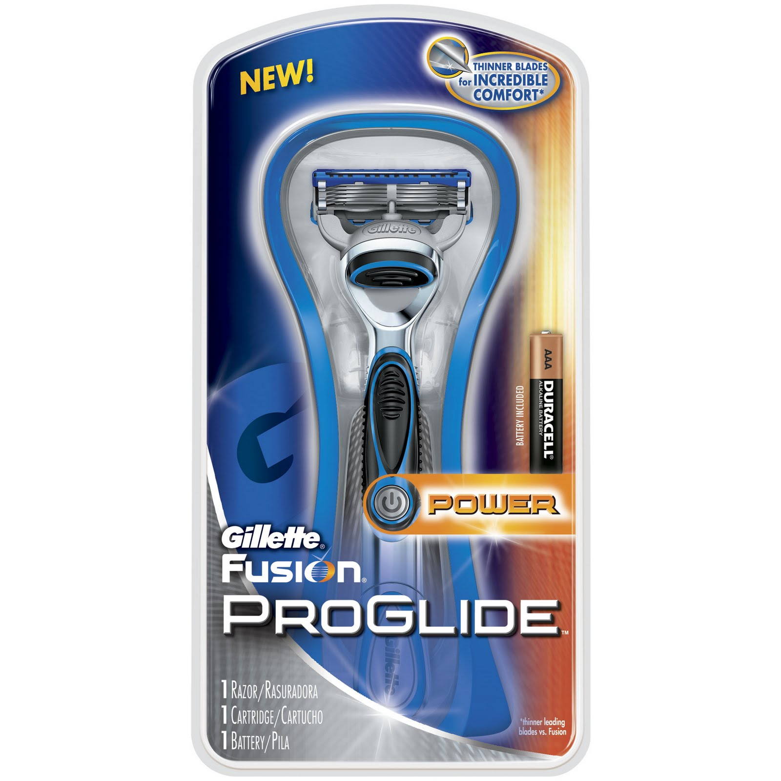 free gillette fusion proglide razors apps directories. Black Bedroom Furniture Sets. Home Design Ideas